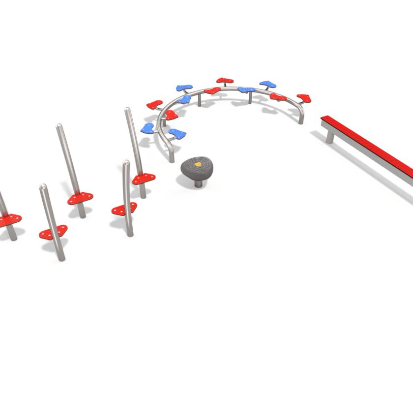 Art. B7028 balanseløype