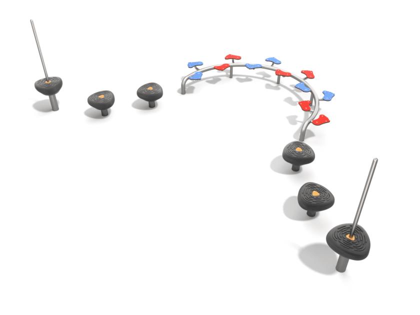 Art. B7029 balanseløype