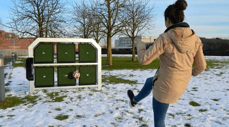 Shotspot ballvegg